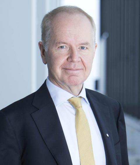 ÅFs vd Jonas Wiström utsedd till Årets Ledare 2016