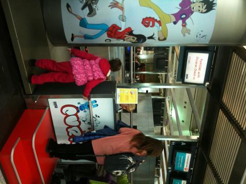 Curioz - turkish Airlines egna koncept för barnen