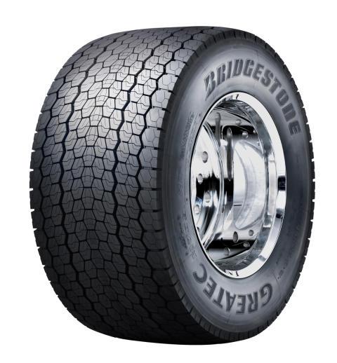 Bridgestone M709 GREATEC ECOPIA