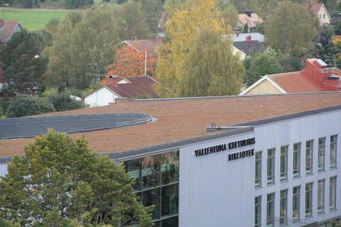 Kulturhus: Exteriör