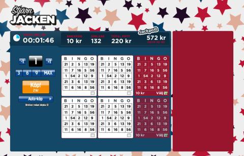 Ken vann bingojackpott hos Miljonlotteriet samtidigt som Kalla tog VM-guld