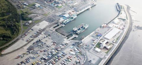 Port of Heysham's timely digitalisation of RoRo port terminal