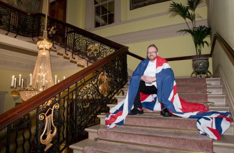 Stoke Park's Executive Chef, Chris Wheeler to make Great British Menu debut!