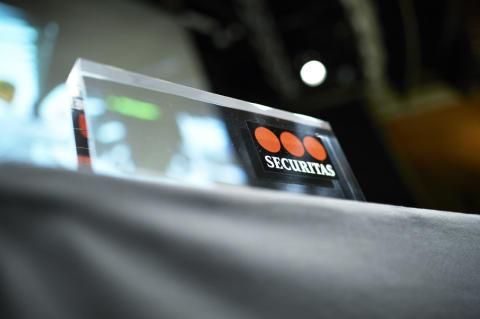 Securitas förnyar avtalet med Kammarkollegiet