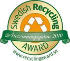 Återvinningsgalan - och de nominerade är..........