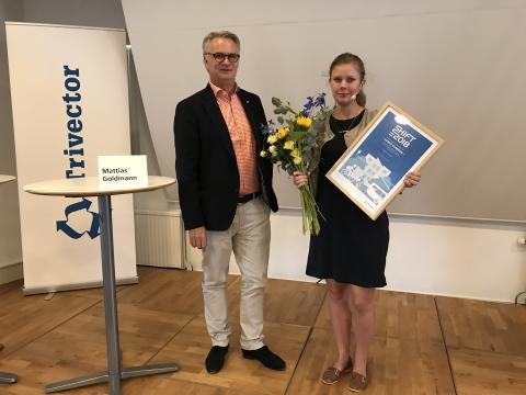Lund bäst på hållbara transporter – prisas igen i Almedalen