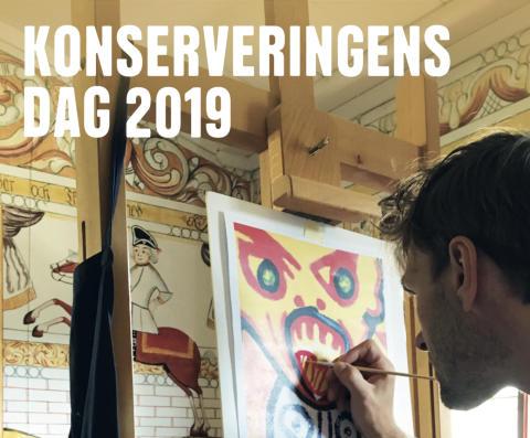 Välkommen till Konserveringens dag 2019