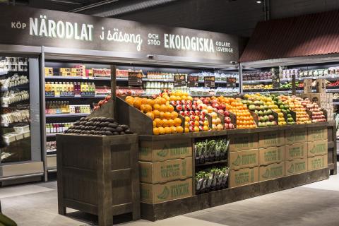 Organic Sweden ska genomföra en 3-årig informationskampanj om ekologisk mat