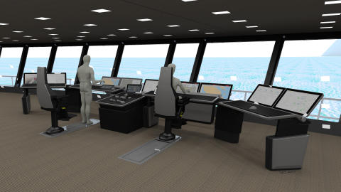 High res image - Kongsberg Maritime - Cruise layout 01