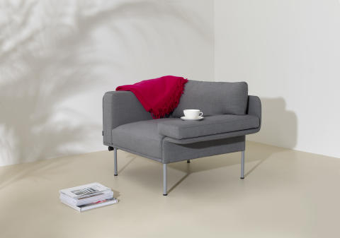 Varilounge sofa system designed by Christophe Pillet