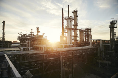 Preems raffinaderi Göteborg