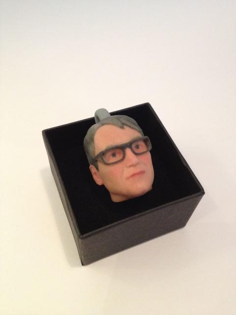 Göran Hägglund i 3D