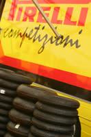 Pirelli + Pro Superbike = sant
