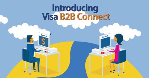 Visa B2B Connect startet weltweit