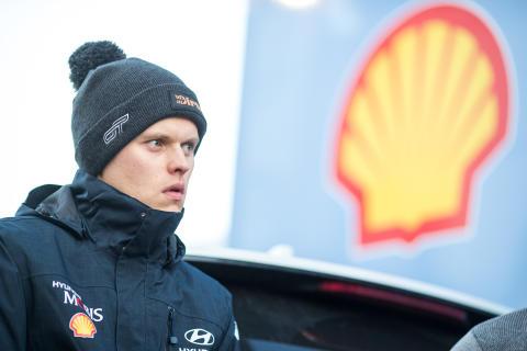 Hyundai Motorsport Rally Sweden Tänak