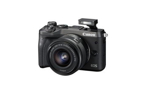 Fang det ekstraordinære med Canons nye speilløse kamera – EOS M6