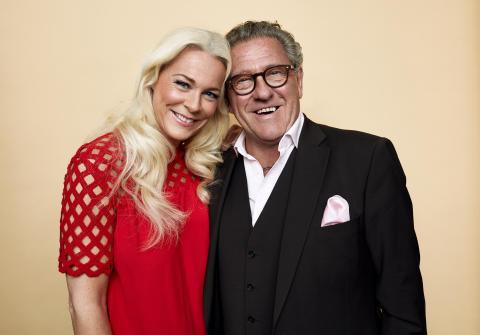 Malena Ernman och Tommy Körbergs julturné utökas med extraspelning i Göteborg
