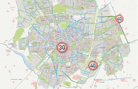 30,40, 60: nu skyltas gatorna om i Lund, Vallkära och Stångby