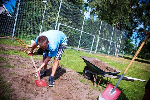 Kommunala sommarjobb har bytt namn till sommarpraktik. Sök från den 15 februari!