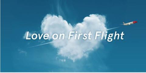 Love on First Flight