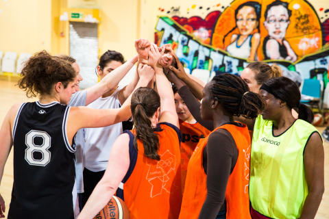 Coaches Connecting Communities - Coaching Week 2019