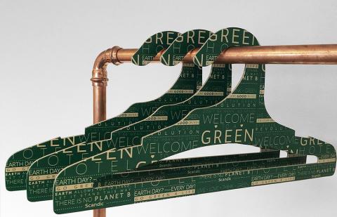 Produktnyhet! Miljövänliga pappersgalgar