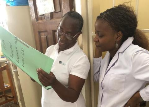 Rekryteringen av den första försöksgruppen till Scandinavian Biopharmas Fas I studie i Zambia har framgångsrikt genomförts