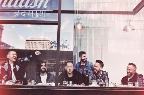 Linkin Park Pressbild
