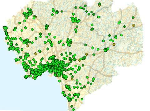 Halmstads kulturella och kreativa sektor är kartlagd