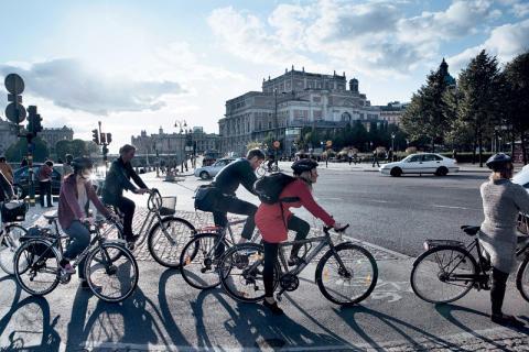 Stockholm får toppresultat i stor europeisk miljöstudie