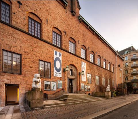 Exteriör Entre Röhsska museet Foto Hendrik Zeitler