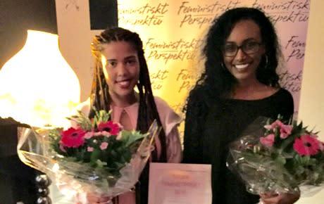 Stora Feminististpriset 2015 tilldelas RUMMET