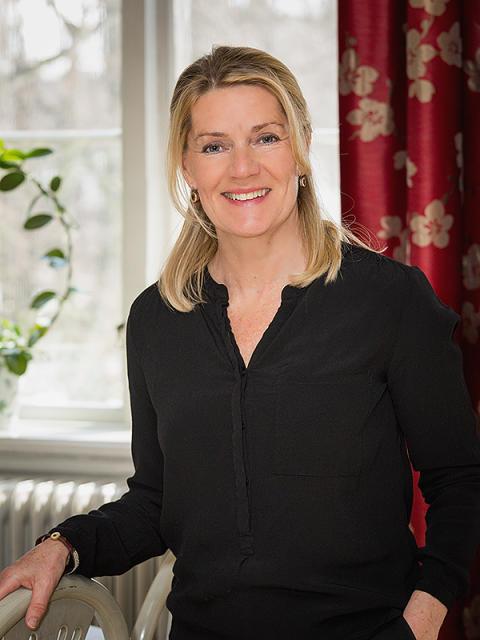 Ny hotelldirektör på Åkeshofs Slott