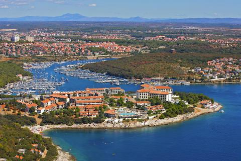 Kroatien - Istrien - Pula