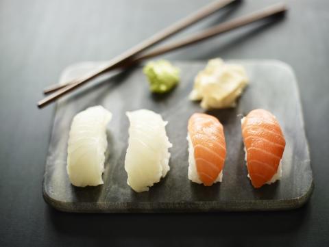 Dagen for deg som elsker sushi