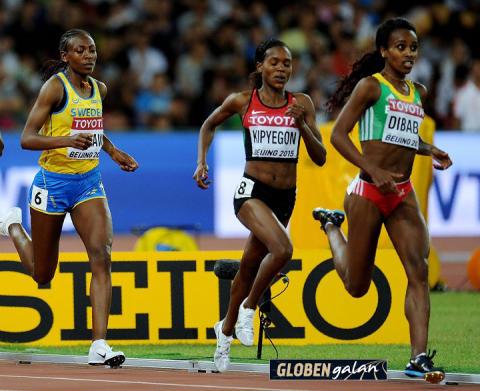 Aregawi i rekordjakten i Globen