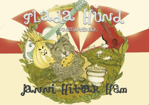 """Barn på Palladium – """"Janni hittar hem"""" med Glada Hund – om identitet, utanförskap,  hunger & hemlöshet på Palladium 2 mars"""