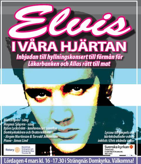 Elvis i våra hjärtan