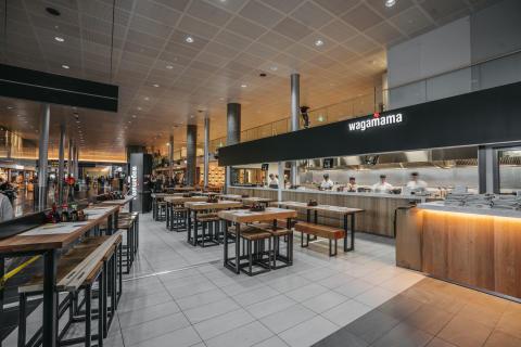 20180619 - Wagamama Oslo Airport 1