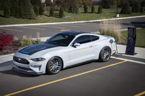Mustang Lithium