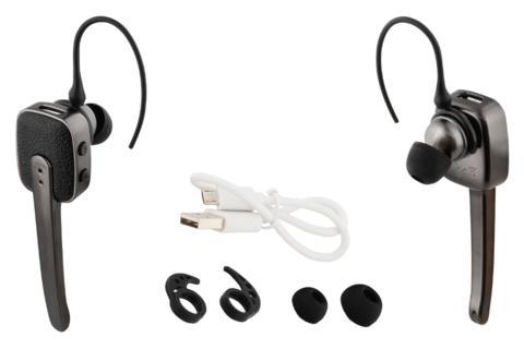 Stereoljud, 3h taltid och Bluetooth - nu i ett smidigt headset