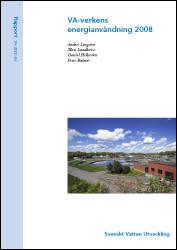 SVU-rapport 2011-04: VA-verkens energianvändning 2008 (ekonomi & organisation)