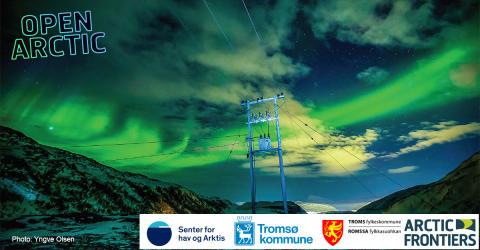 Arctic Frontiers Open – Arktisk – vilje til utvikling?