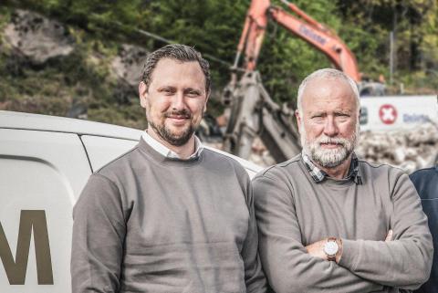 Kim och Lars-Olof Dahl Delete