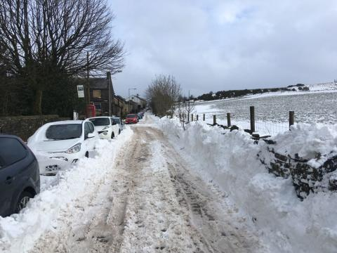 Remote villages rescued by Bury Council
