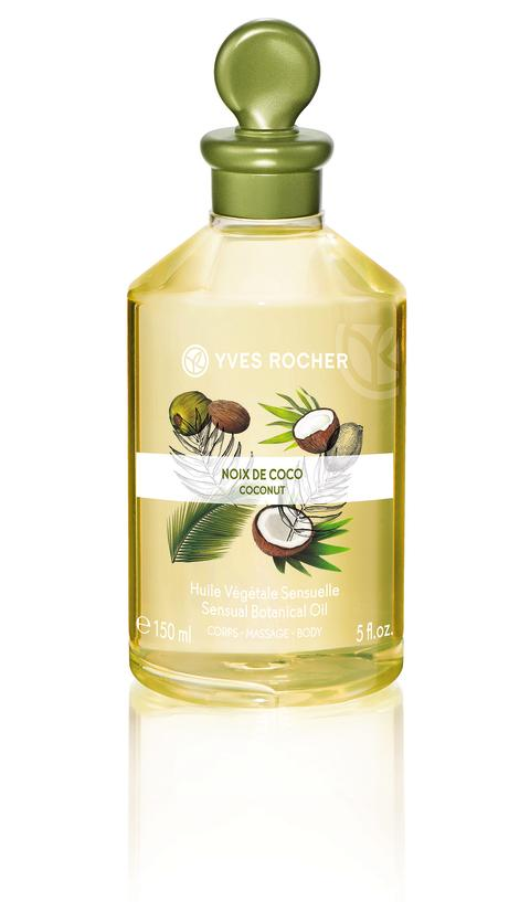 Coconut Sensual Botanical Oil Body & Massage