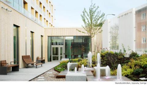 LINK arkitektur og Rubow arkitekter prækvalificeret til gigthospital i Sønderborg