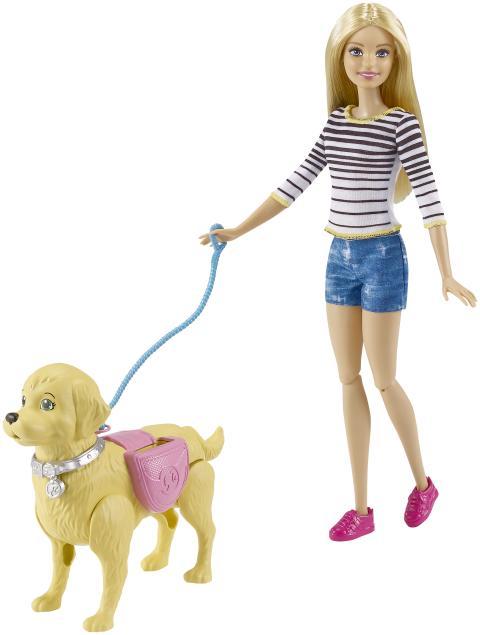 Hunderspaziergang Barbie_01