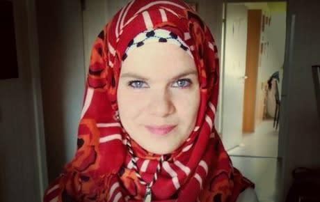 "#hijabupproret: ""Mina berättelser viftas ofta bort"""