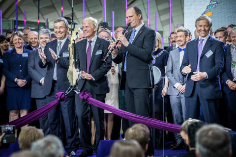 Avinor in the second quarter: Big events for the first half of the year at Avinor